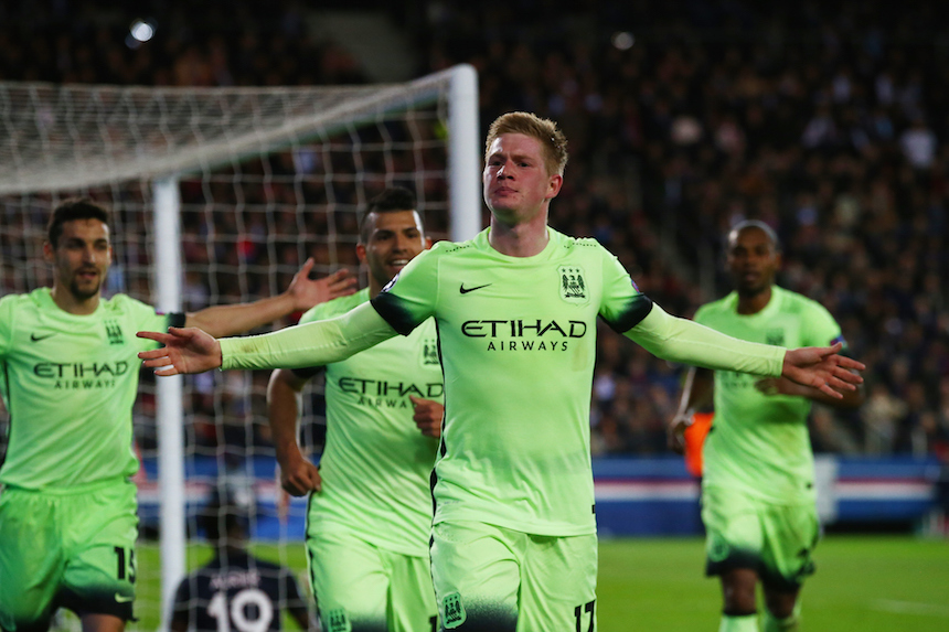 Paris Saint-Germain v Manchester City FC - UEFA Champions League Quarter Final: First Leg