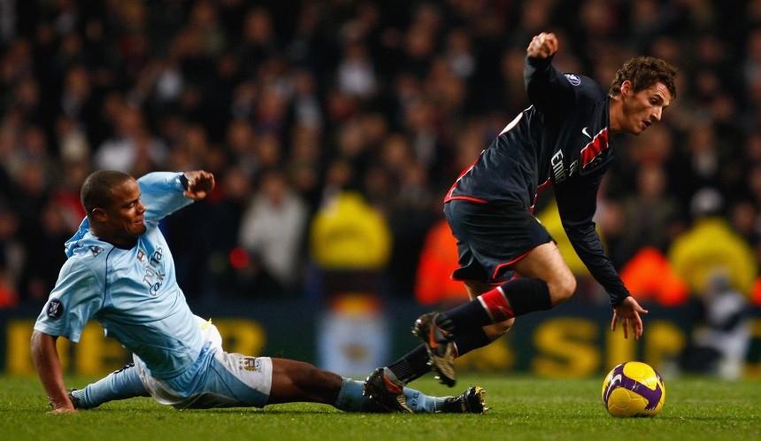 Manchester City v Paris Saint-Germain - UEFA Cup