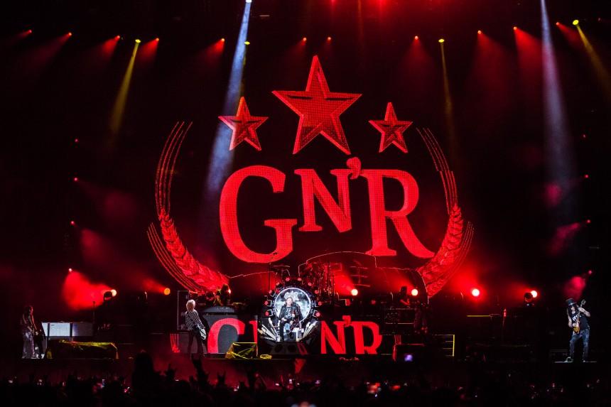 Guns N' Roses.Lulú Urdapilleta16