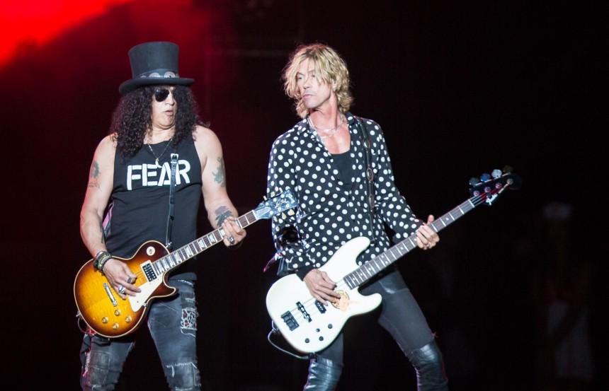 Guns N' Roses.Lulú Urdapilleta5