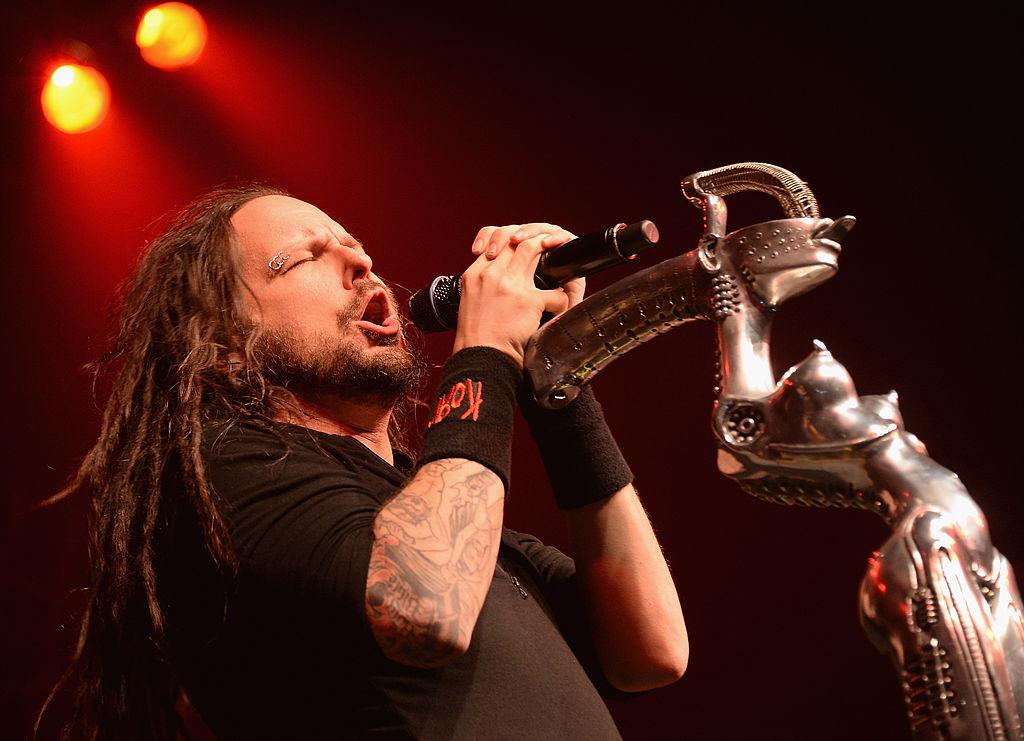 Platicamos con Korn sobre su nuevo disco, el nu metal y el dolor como inspiración