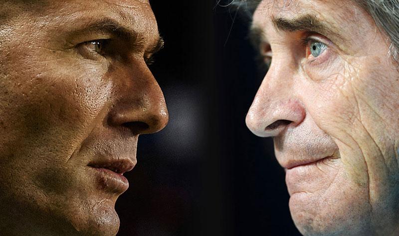 Zidane-vs-Pellegrini