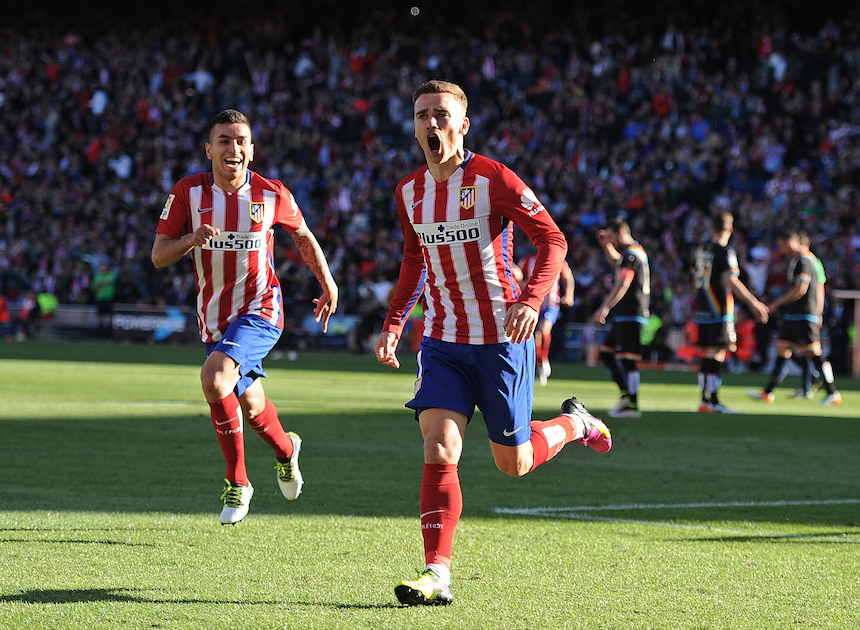 Club Atletico de Madrid v Rayo Vallecano - La Liga
