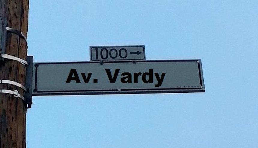 avenida jamie vardy leicester