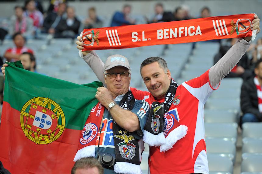 FC Bayern Muenchen v SL Benfica - UEFA Champions League Quarter Final: First Leg