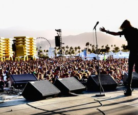 An Alternative View Of The 2016 Coachella Valley Music And Arts Festival - Weekend 1