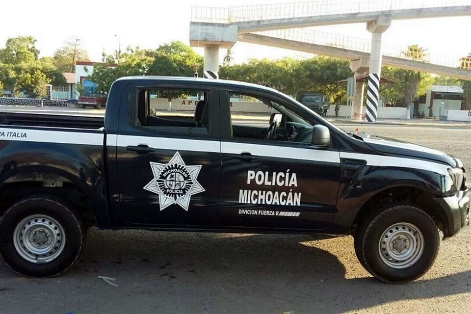 error patrulla michoacan