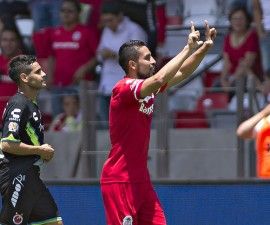 goles jornada 14 liga mx