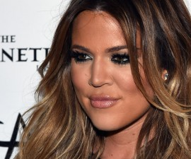 Khloe Kardashian Celebrates 30th Birthday At Tao Nightclub