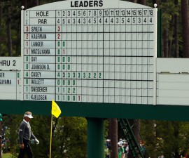 The Masters - Final Round