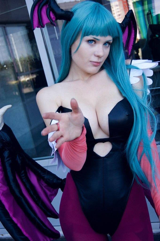 morrigan cosplay4