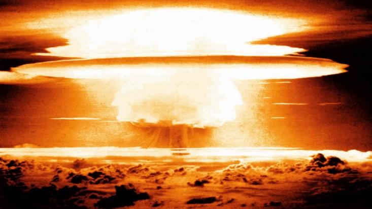 Video te muestra todas las explosiones nucleares que han habido en ...
