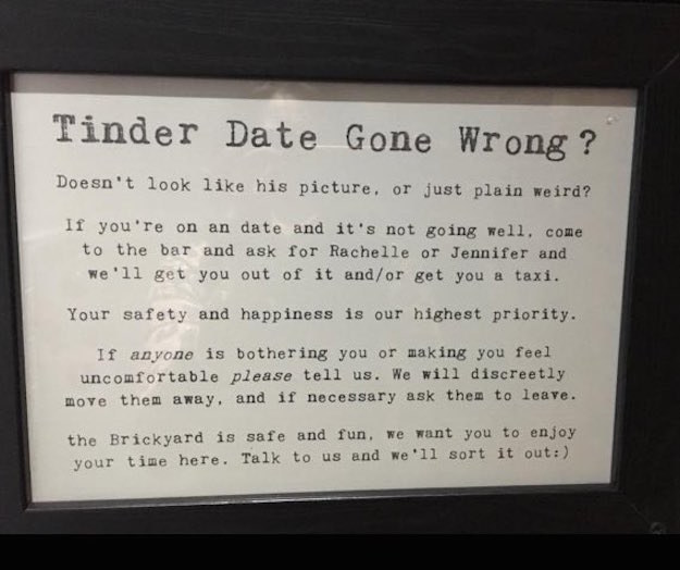 Tinder date gone wrong in Hamilton