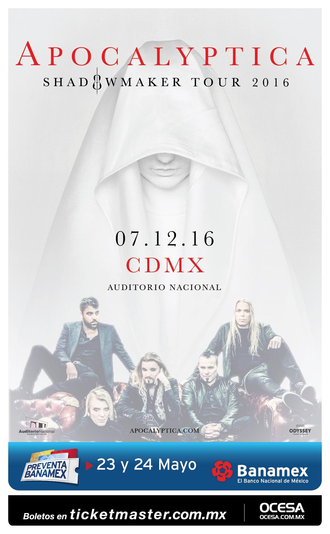 Apocalyptica BMX CDMX