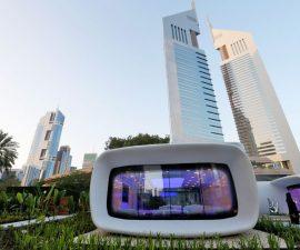 Dubai 3d edificio