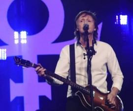 Paul mccartney prince