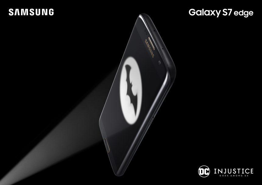 Samsung Galaxy S7 edge Injustice Edition_KV_1