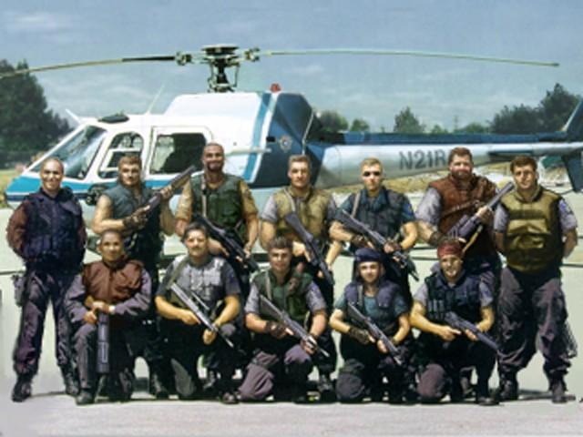 alpha team