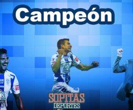 campeon pachuca clausura 2016