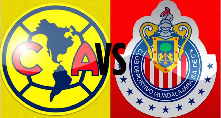 Resultado de imagen para america vs chivas Estadio Azteca