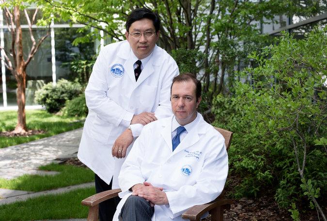 doctores transplante pene
