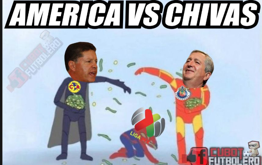 Memes Del America Nacos