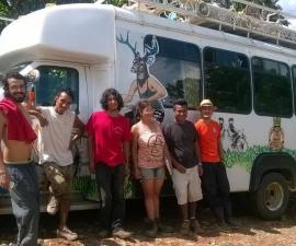 Caravana Mesoamericana por el Buen Vivir