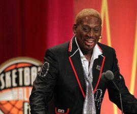 Dennis Rodman levanta la polémica contra los Warriors.