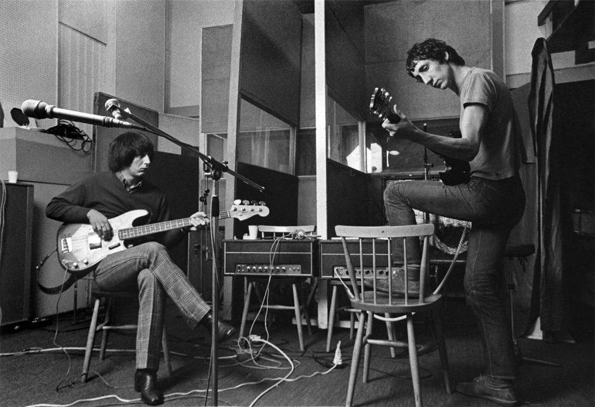 John Entwistle & Pete Townshend
