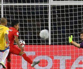 Brazil v Peru: Group B - Copa America Centenario