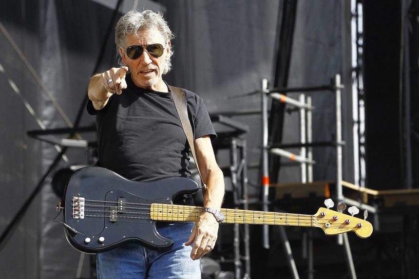 """Que no les digan """"maiceados"""": CDMX no pagó por Roger Waters en el Zócalo, asegura Mancera"""