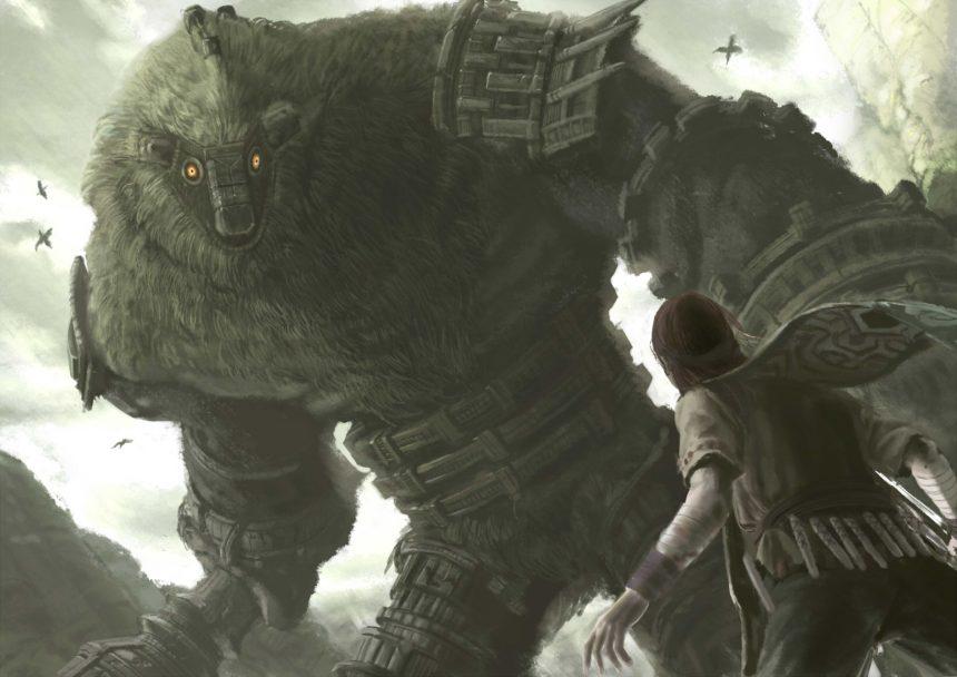 Resultado de imagen para shadow of the colossus