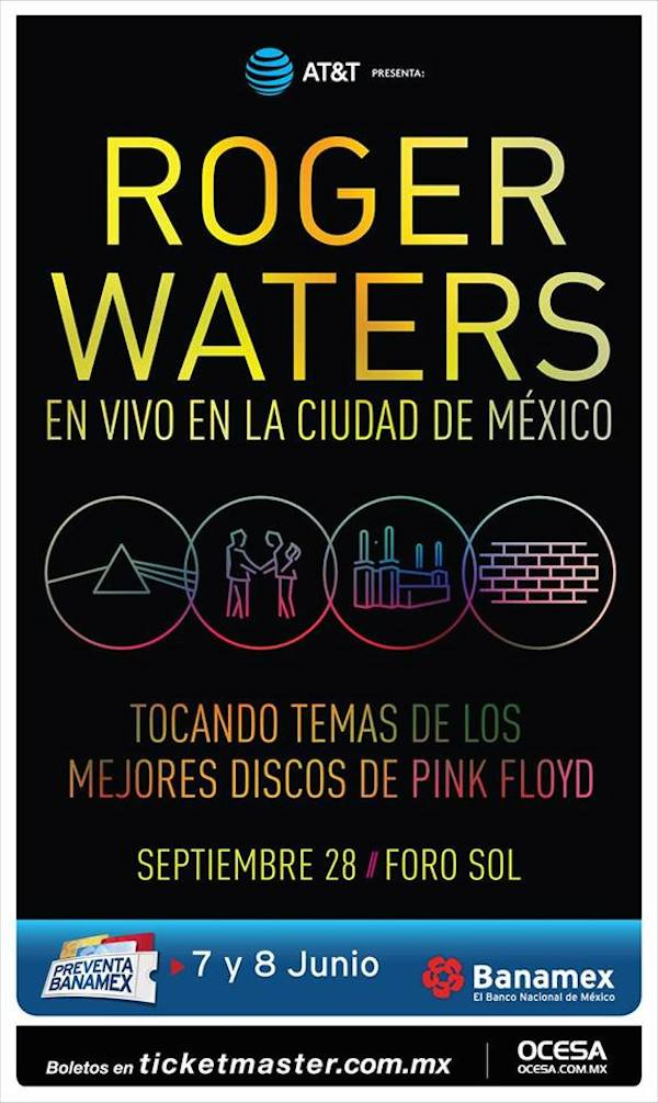 flyer roger waters