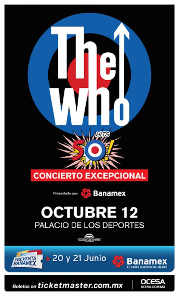 flyer-the-who