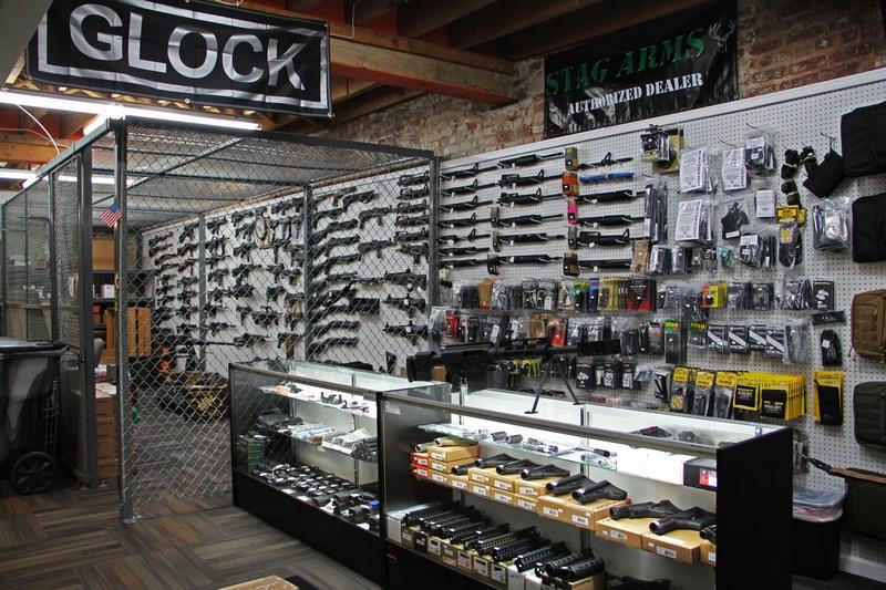En Eu Comprar Un Arma Es Pan Comido Almomento Mx