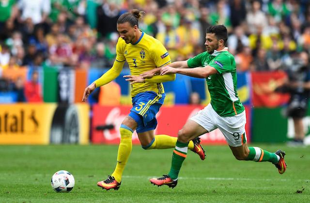 Republic of Ireland v Sweden - Group E: UEFA Euro 2016