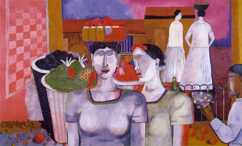 las-mujeres-de-tehuantepec-pintura-rufino-tamayo-6