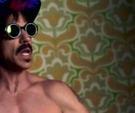 nuevo video red hot chili peppers