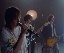 nuevo video the strokes