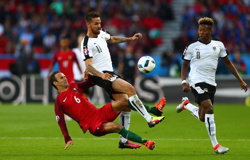Portugal v Austria - Group F: UEFA Euro 2016