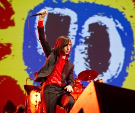 Primal Scream performing live at the Kensington Olympia in London on 26 & 27 November 2010. Photo by: Carsten Windhorst / www.frpap.com / info@frpap.com
