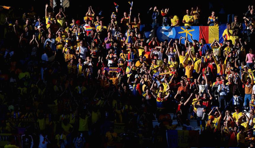 Romania v Switzerland - Group A: UEFA Euro 2016