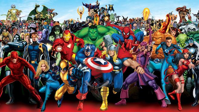 Resultado de imagen para superheroes