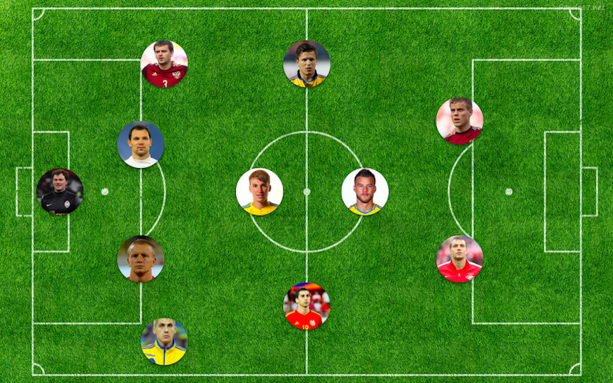 xi ideal urss euro 2016