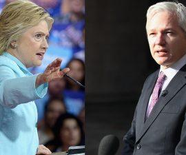 Hillary-Clinton-Julian-Assange