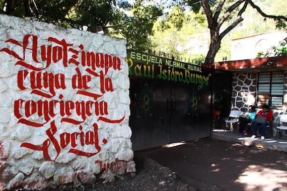 escuela normal ayotzinapa