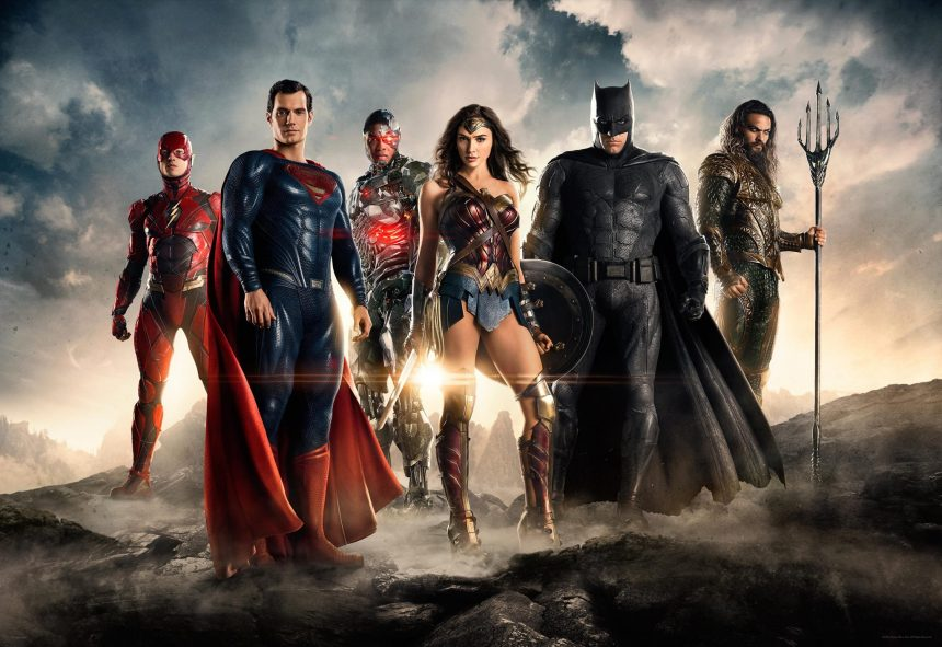 Justice League Elenco