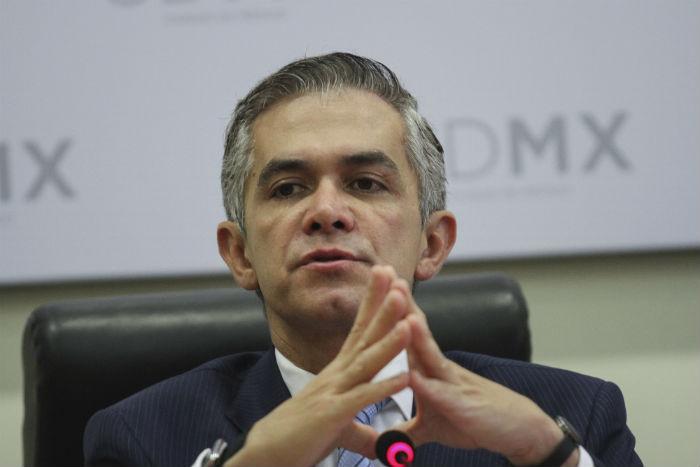 Mancera está dispuesto a ser candidato presidencial del PRD