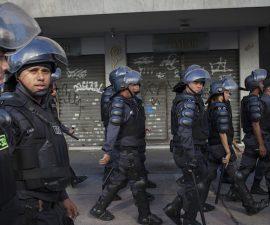 policia rio 2016