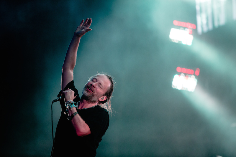 ¿Qué setlist podemos esperar de los conciertos de Radiohead en la CDMX?